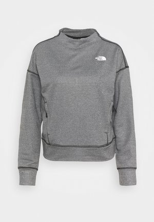 BASIN - Sweatshirt - black heather