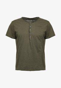 Key Largo - LEMONADE - T-shirt basic - olive - 3