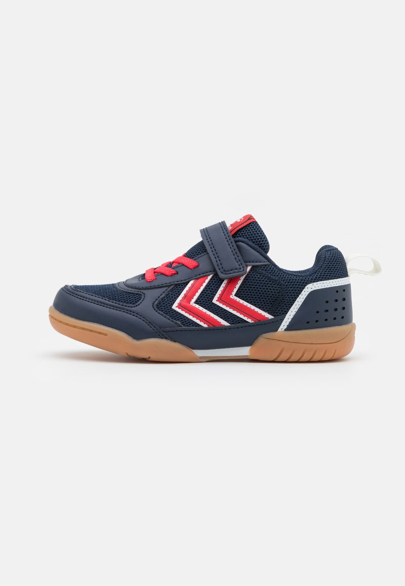 Hummel - AEROTEAM 2.0 JR VC UNISEX - Sports shoes - black iris