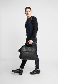 Pier One - Briefcase - black - 1