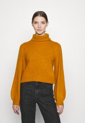OBJEVE NONSIA  - Sweter - mustard