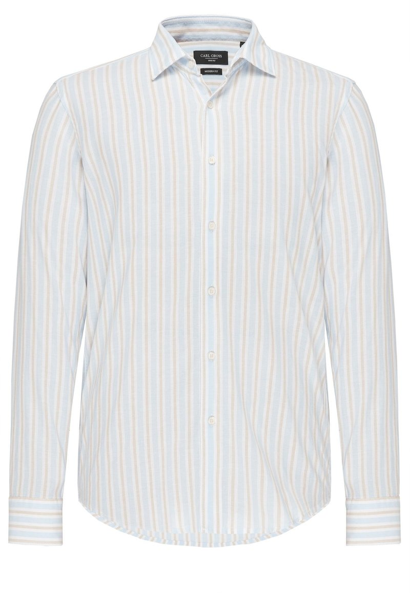 Carl Gross - Shirt - hellblau