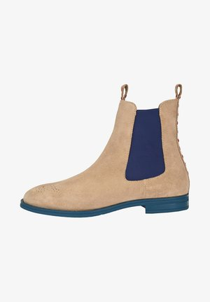 FELINE - Classic ankle boots - beige