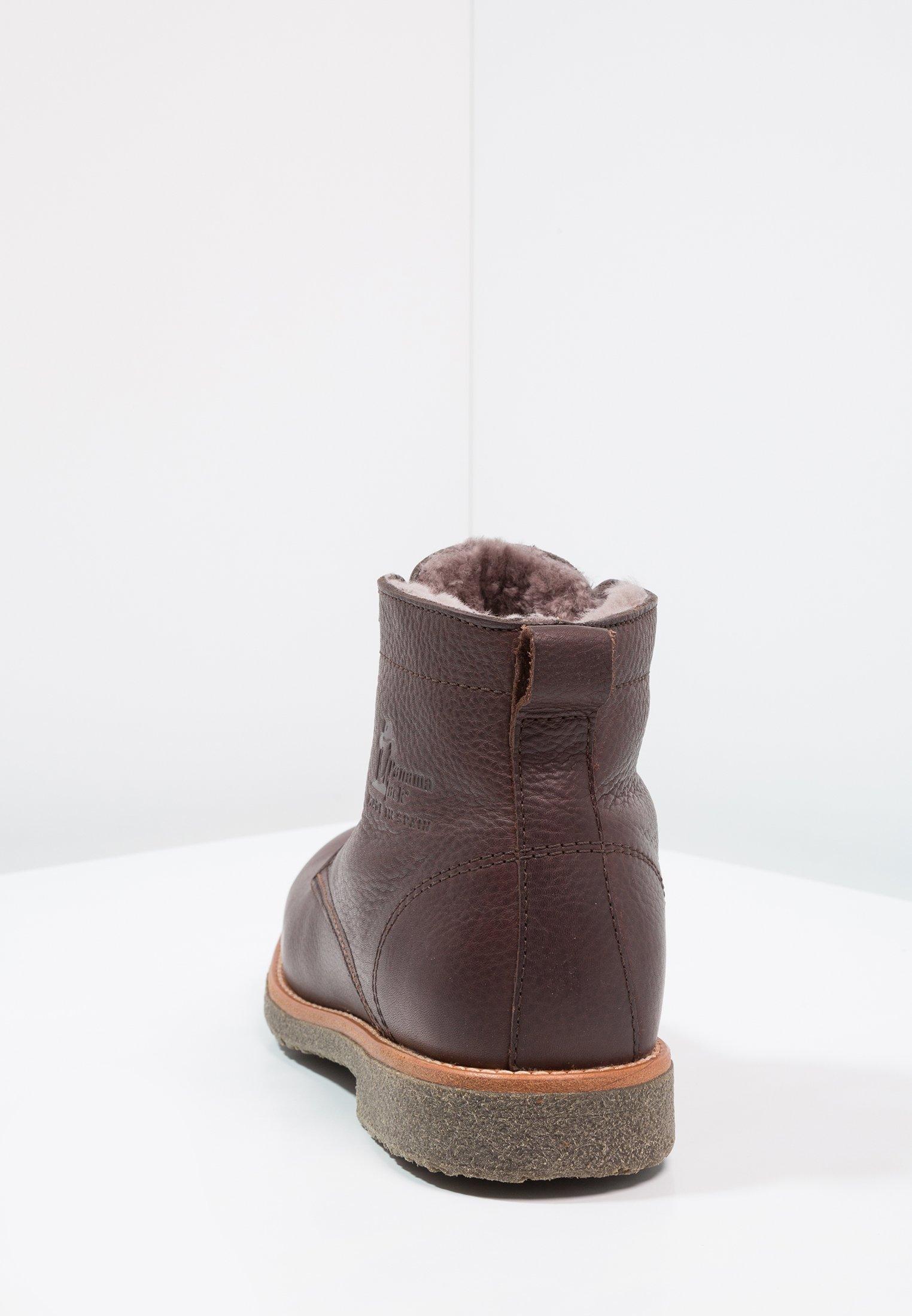 Panama Jack Glasgow Igloo - Snørestøvletter Brown