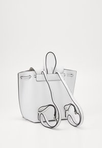New Look - FOSTER BACKPACK - Rucksack - white - 1