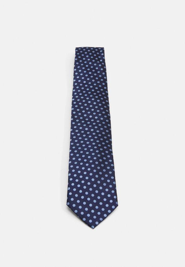 TIE - Krawat - blue
