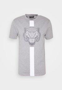 CLOSURE London - FURY TEE - T-shirt imprimé - grey - 0