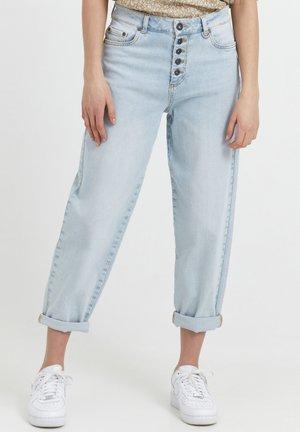 Jeans Tapered Fit - light blue denim
