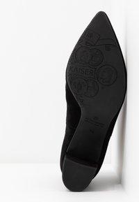 Peter Kaiser - BASSY - Ankle boots - schwarz - 6