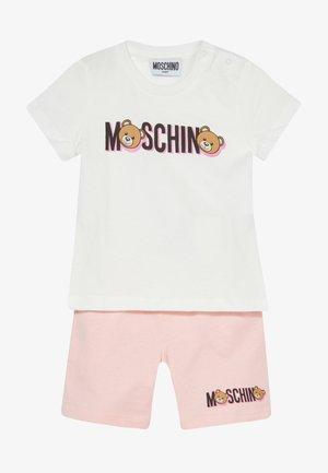 SET - Shorts - cloud/rose