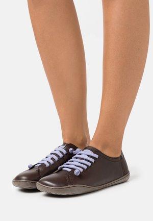 PEU CAMI - Chaussures à lacets - muffler kenia/lavander/foca