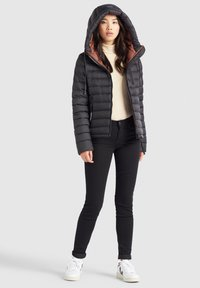 khujo - LOVINA - Winter jacket - schwarz - 7