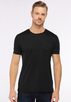 PARO - Basic T-shirt - black
