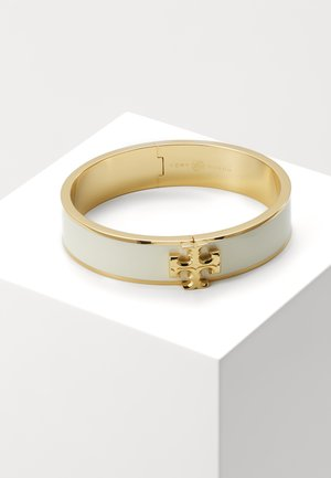 KIRA BRACELET - Náramek - new ivory/gold-coloured