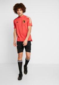 adidas Performance - BELGIUM RBFA - Landslagströjor - glory red - 1