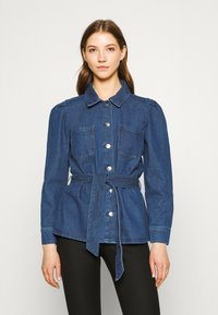 ONLY - ONLMELROSE JACKET YORK - Denim jacket - medium blue denim - 0