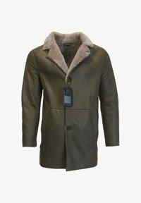Werner Christ - Winter coat - anthrazit - 0