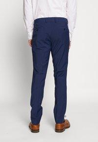 Esprit Collection - TROPICAL SUIT - Suit - blue - 6