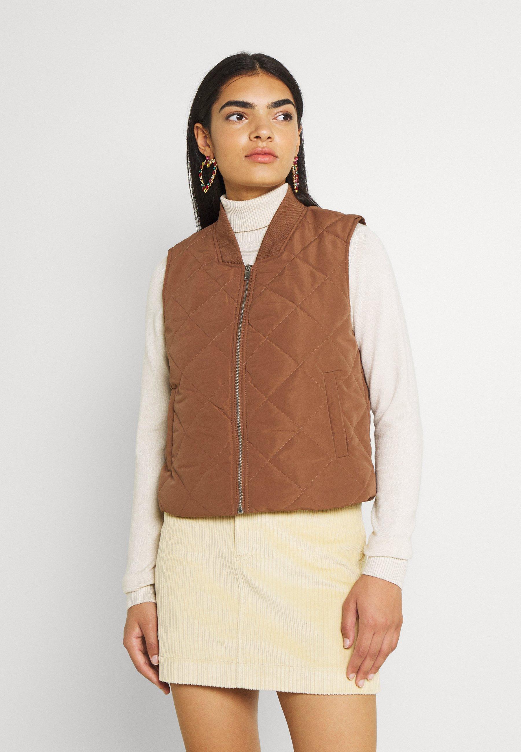Women JDYDODO SHORT WAISTCOAT - Waistcoat