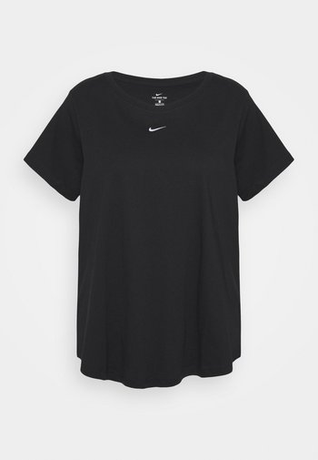 TEE PLUS - Basic T-shirt - black
