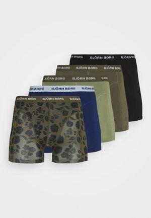 ESSENTIAL BOXER 5 PACK - Underkläder - multipack