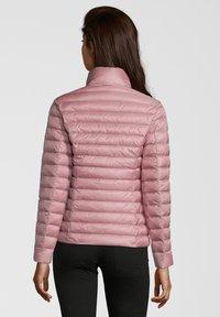 JOTT - DAUNENJACKE CHA - Down jacket - light pink - 1