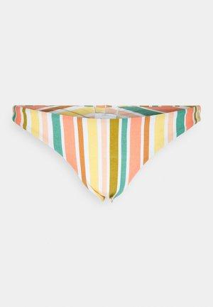 BEACH CLASSICS CHEEKY BOT - Bikini bottoms - bright white