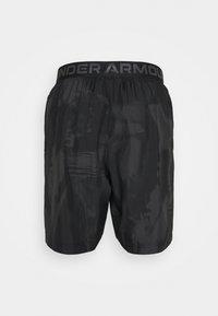 Under Armour - Sports shorts - black - 1