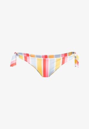 Bikini bottoms - stripes