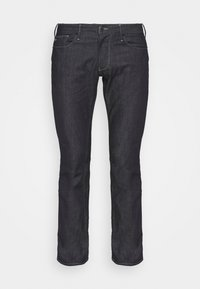 POCKETS PANT - Slim fit jeans - blu navy