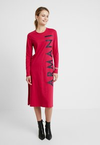 Armani Exchange - Jersey dress - rossana - 2