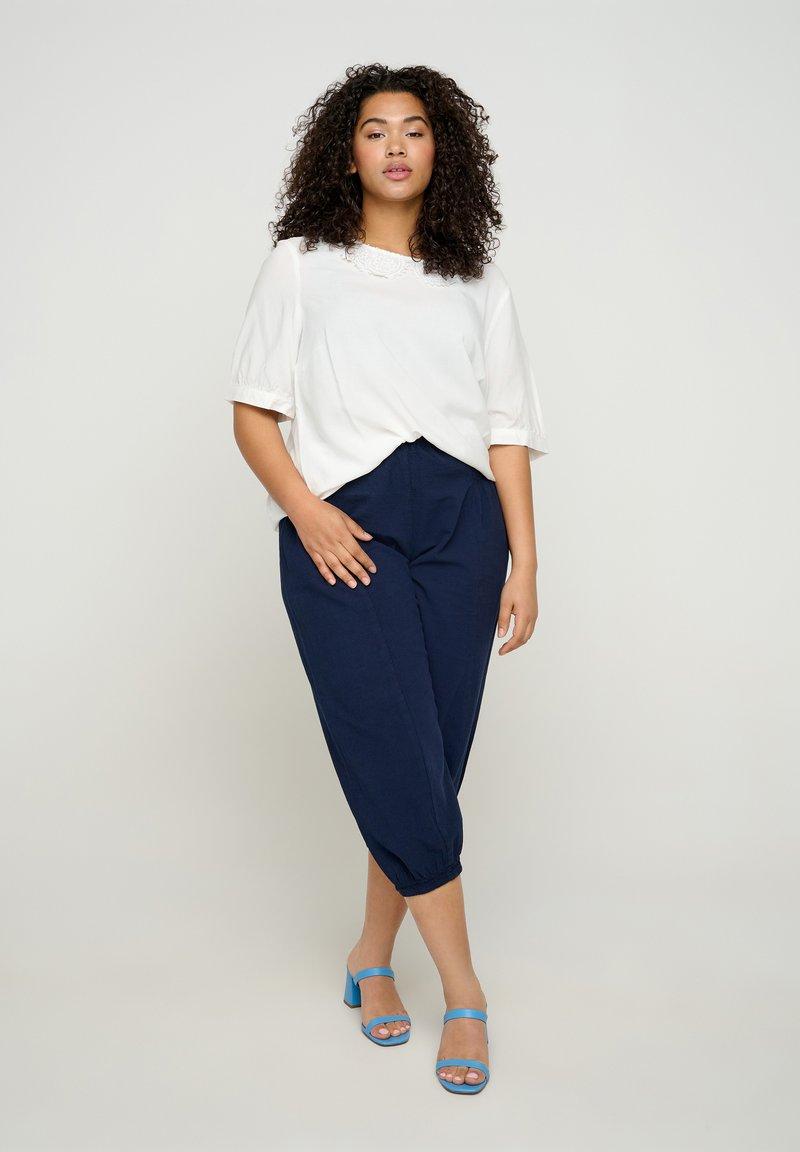 Zizzi - Pantaloni - blue