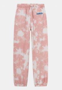 Levi's® - BENCHWARMER  - Pantalones deportivos - almond - 0