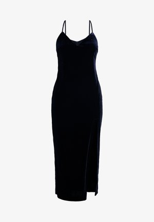 COURTNEY SLIP DRESS - Cocktail dress / Party dress - french navy