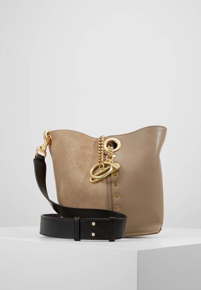 Handbag - motty grey