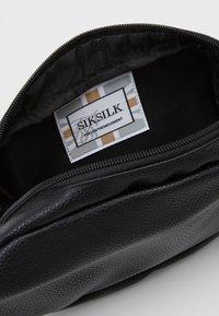 SIKSILK - BUMBAG - Bum bag - black - 3