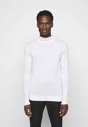 NEAL TURTLENECK - Jumper - cloud white