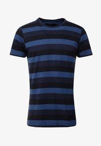 HARRY - T-shirt print - navy