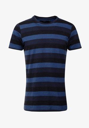 HARRY - Print T-shirt - navy