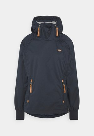 BLOND - Waterproof jacket - navy