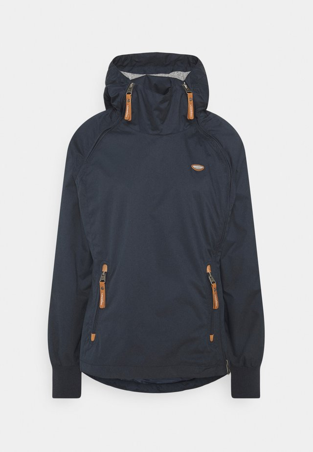 BLOND - Veste imperméable - navy