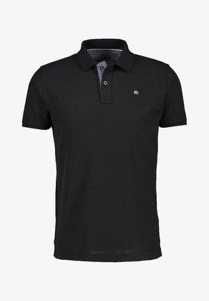 COOL & DRY* PIQUÉQUALITÄT - Polo shirt - black