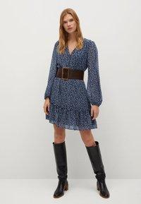 Mango - PASLY - Day dress - blau - 1
