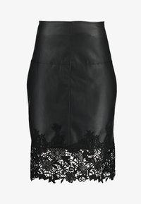 Morgan - JAMIL - Pencil skirt - noir - 4