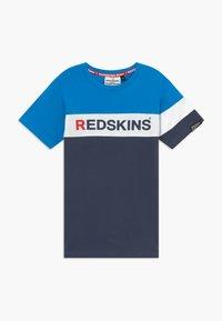 Redskins - KIDY - Triko spotiskem - royal navy - 0
