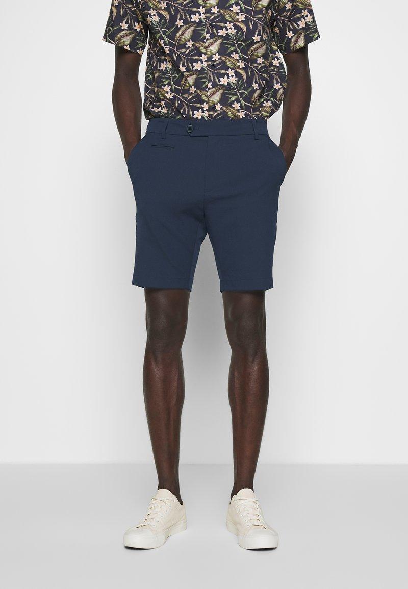 Les Deux - COMO LIGHT - Shorts - dark navy