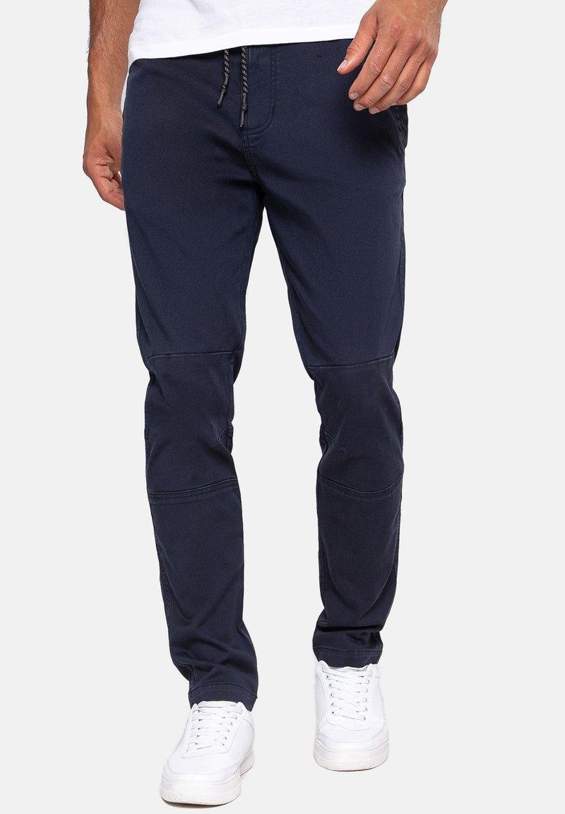 Threadbare - Carden - Pantalones - blau