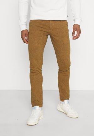 JJIMARCO JJKENSO - Pantalon classique - sudan brown