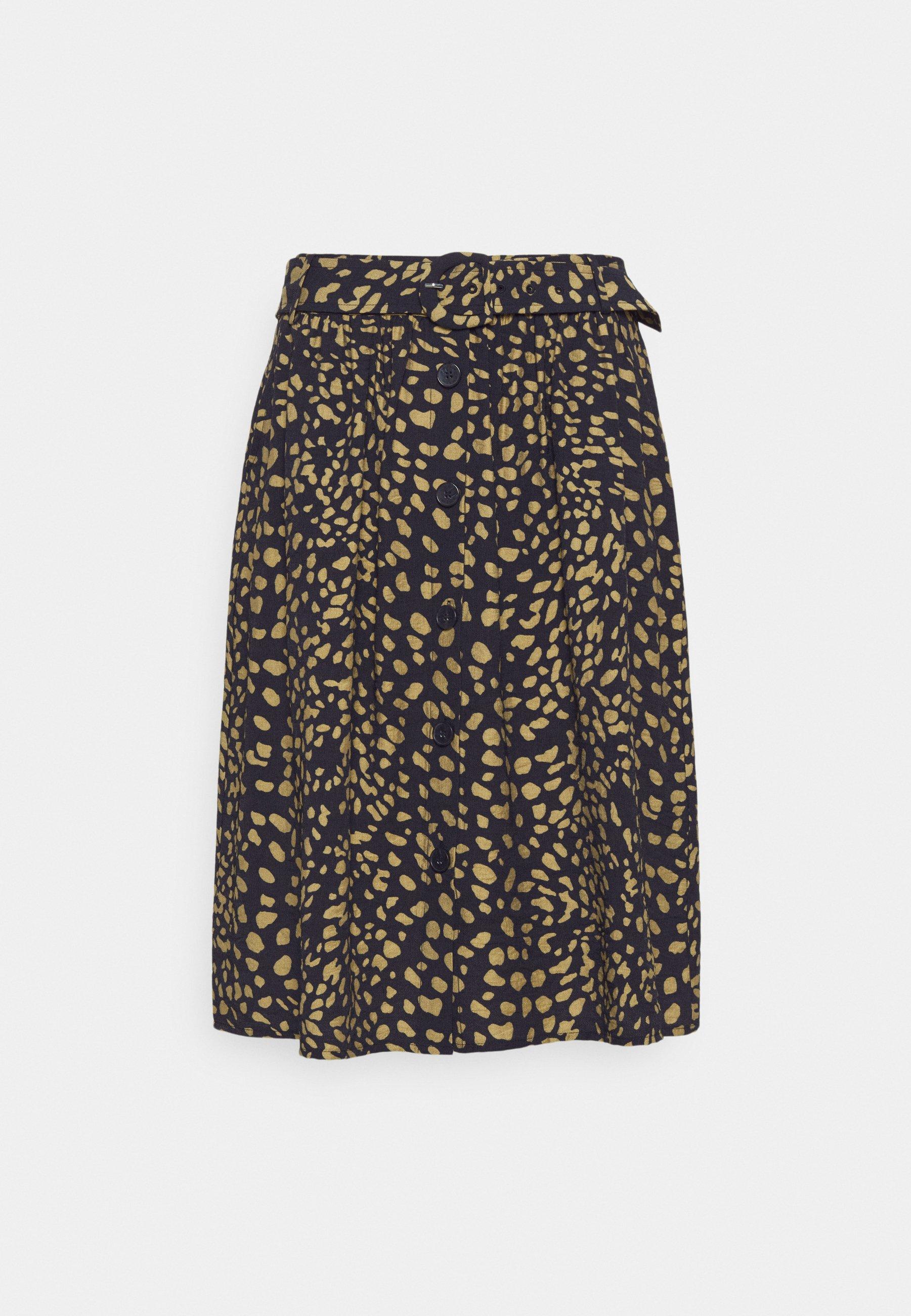 Women SKIRT SHORT - A-line skirt