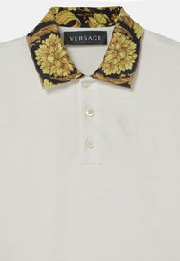 Versace - HERITAGE MEDUSA  - Polo shirt - white/black/gold - 2
